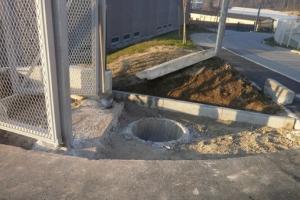 Izgradnja vodovodov in vodohramov